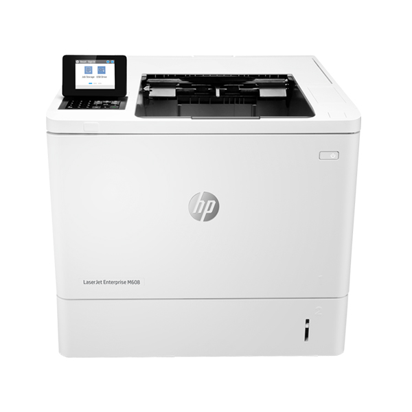 HP LaserJet Enterprise M608dn 黑白雷射印表機 (K0Q18A)