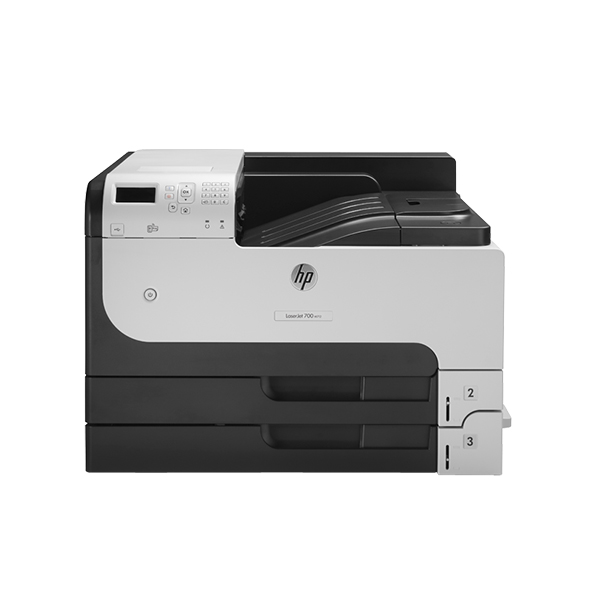 HP LaserJet Enterprise 700 M712dn A3 黑白高速雙面雷射印表機 (CF236A)