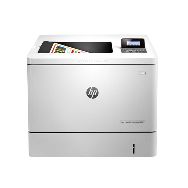 HP Color LaserJet Enterprise M553dn 高速彩色雷射印表機 (B5L25A)